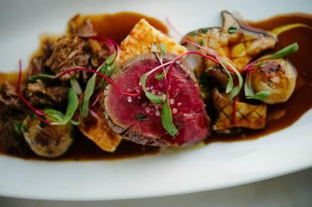 Boeufhaus best steakhouse in chicago