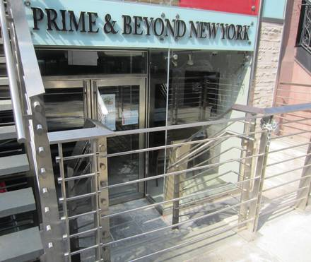 Prime & Beyond best steakhouse nyc