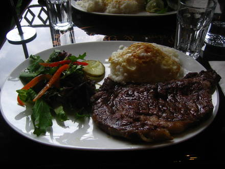 Prime & Beyond best steakhouse in nyc