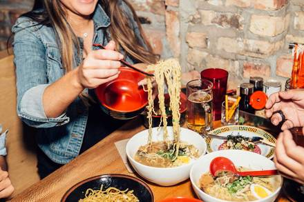 Ramen-San best italian restaurants in chicago