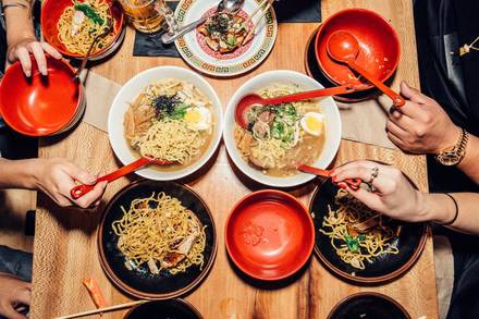 Ramen-San best restaurants chicago