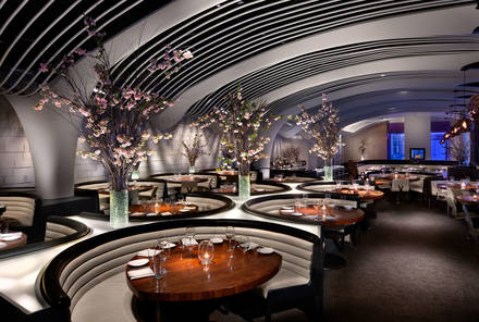 STK New York City Midtown  best steakhouse in nyc