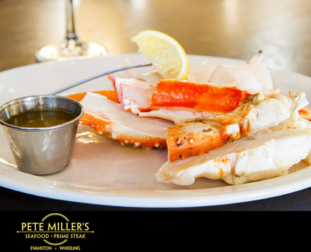 Pete Miller's Seafood and Prime Steak - Evanston best steakhouse in chicago