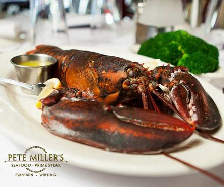 Pete Miller's Seafood and Prime Steak - Evanston best steakhouses in chicago