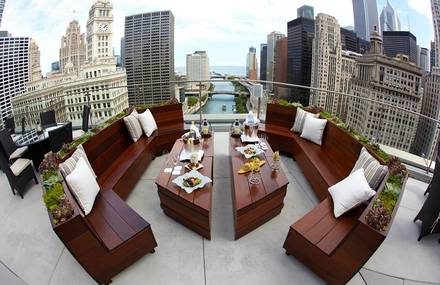 The Terrace at Trump best german restaurants in chicago;