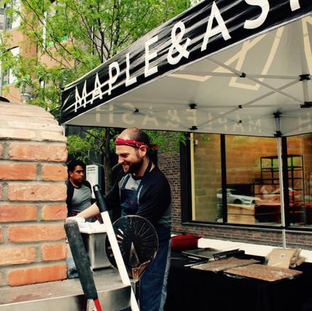 Maple & Ash steakhouse chicago