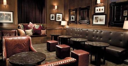 Tellers: An American Chophouse best steakhouse nyc