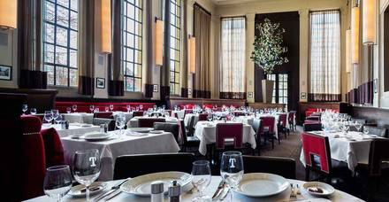 Tellers: An American Chophouse best steakhouses in nyc