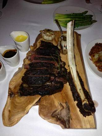 TS Steakhouse best steakhouses in nyc