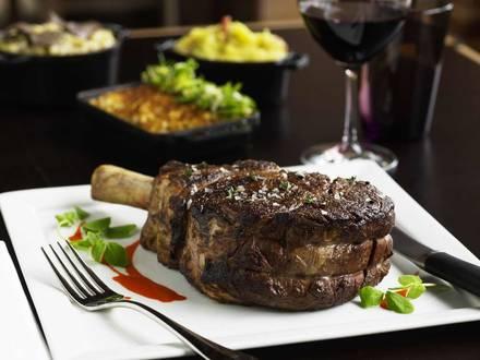Bourbon Steak miami steakhouse
