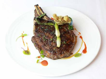 Bourbon Steak steak house miami
