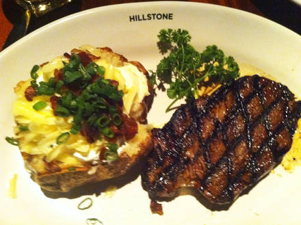 Hillstone best steakhouses in nyc
