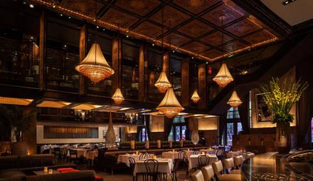 Lavo Italian Restaurant & Nightclub best steakhouses in nyc