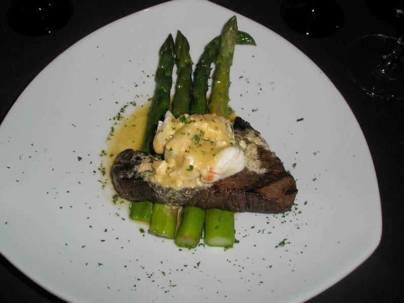 Perry's Steakhouse & Grille, 23501 Cinco Ranch Blvd.