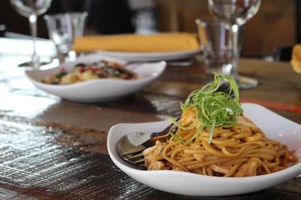 Davanti Enoteca - Little Italy best comfort food chicago;