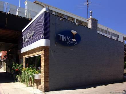 Tiny Lounge best italian restaurants in chicago
