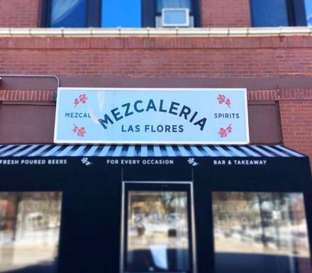 Mezcaleria Las Flores best chicago restaurants
