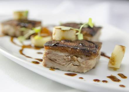 Hunt & Fish Club best steakhouses in nyc