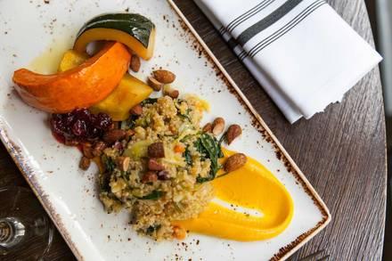 Little Beet Table best greek in chicago;