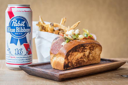 The Dearborn best fried chicken in chicago;