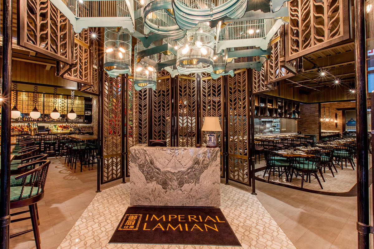 imperial lamian restaurant in chicago