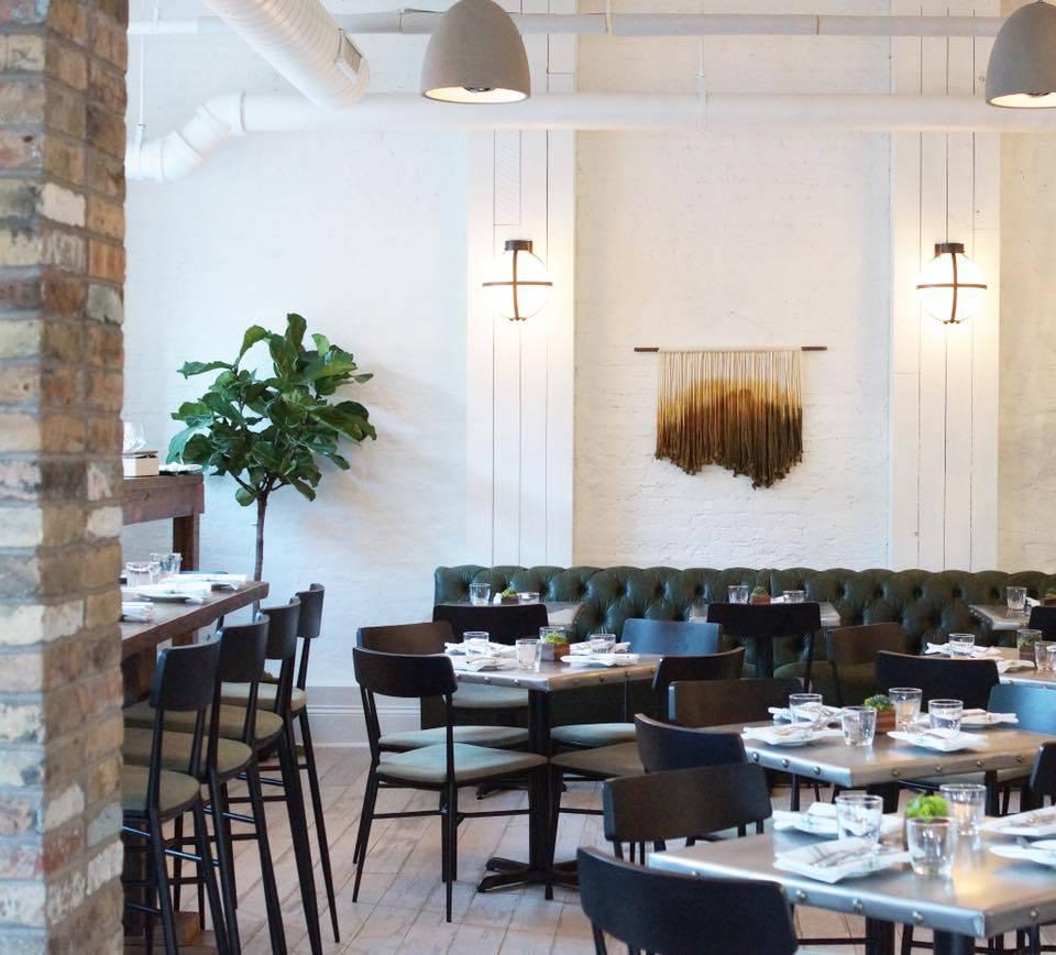 Eden Restaurant In Chicago