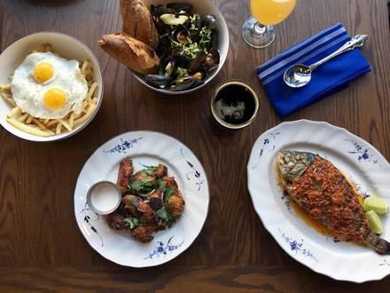 Publican Anker best german restaurants in chicago;