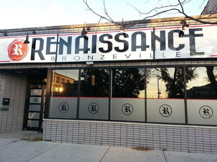Renaissance Bronzeville best italian restaurant in chicago;