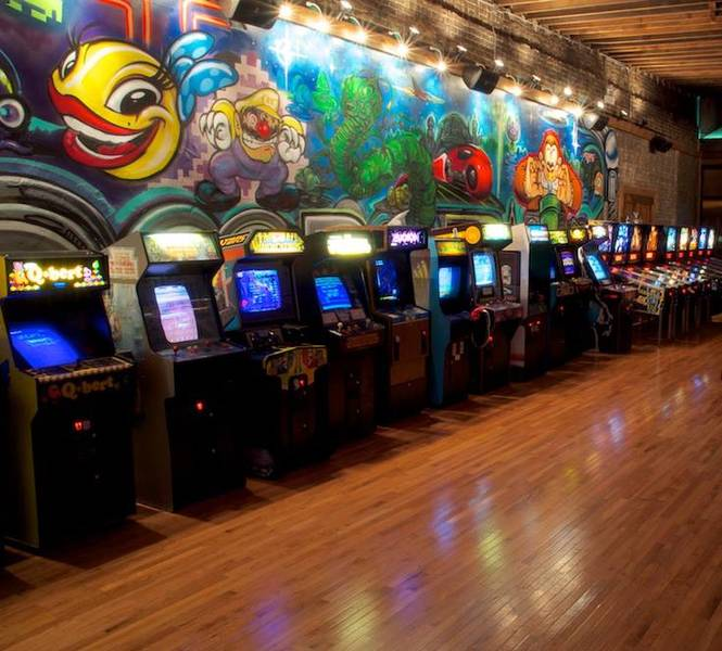 Emporium Arcade Bar - Logan Square