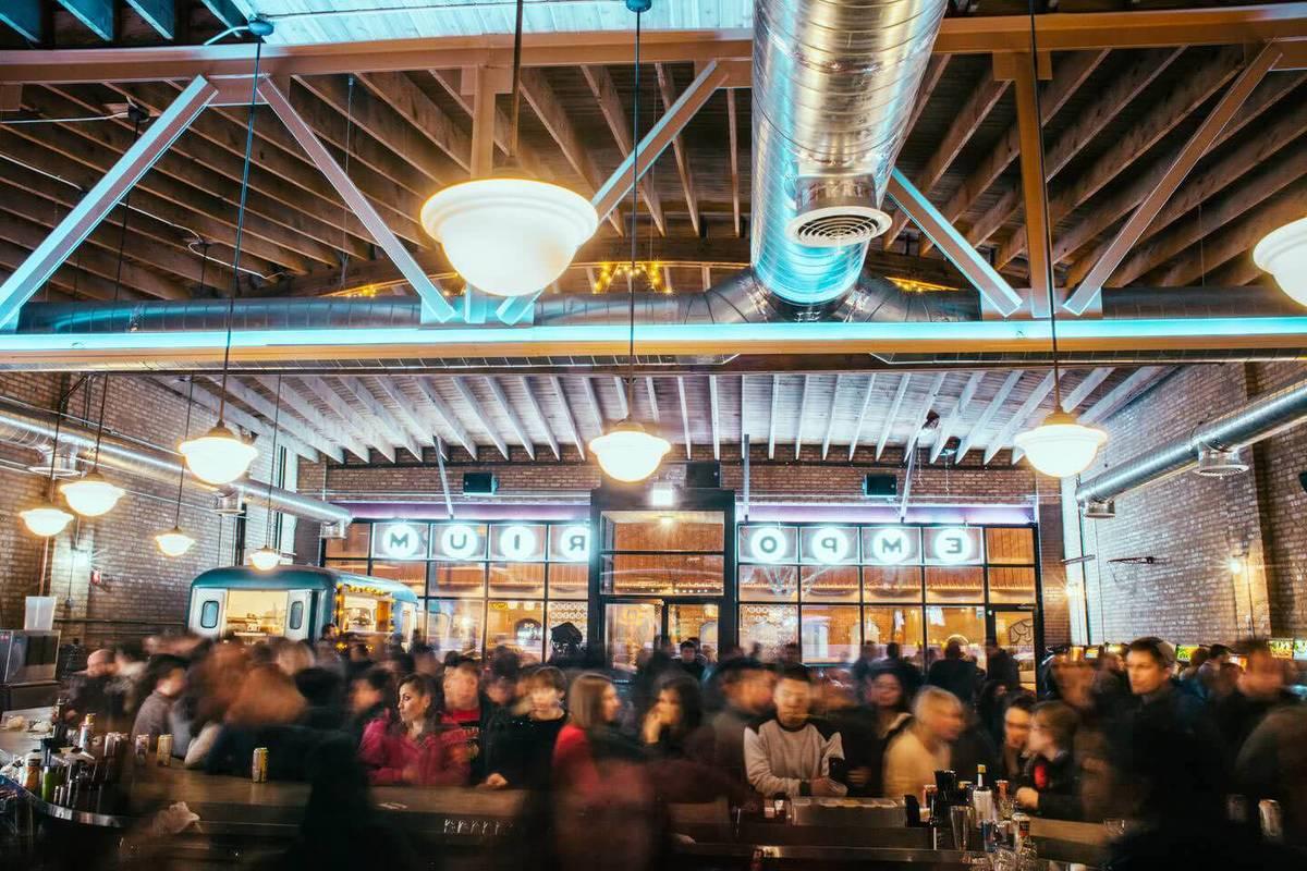 Emporium Arcade Bar Logan Square Restaurant In Chicago
