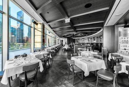 Gibsons Italia best chicago steakhouse