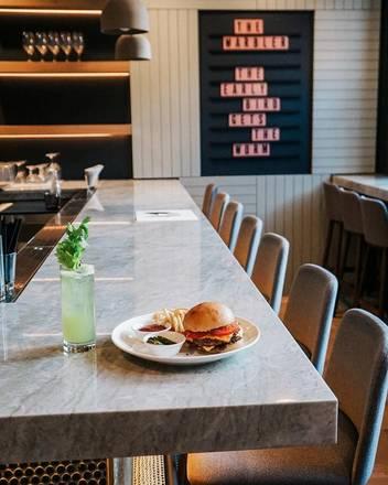 The Warbler best italian restaurant in chicago;