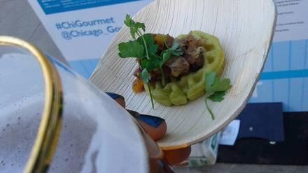 Vee-Vee's African Restaurant best ramen in chicago;