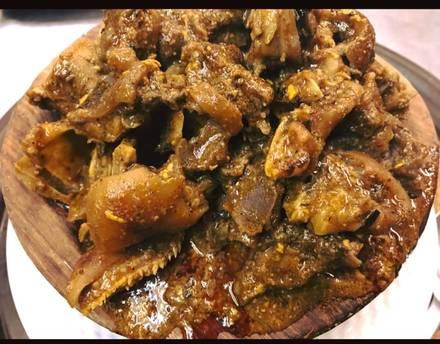 Vee-Vee's African Restaurant best comfort food chicago;