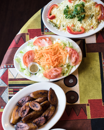 Yassa African Restaurant best comfort food chicago;
