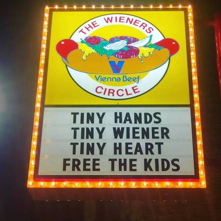 Wiener's Circle Hot Dogs;
