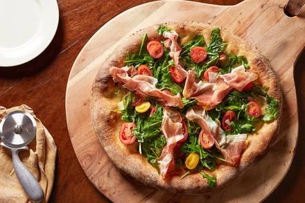 Robert's Pizza Company best comfort food chicago;
