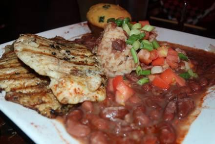 Kingston Mines best fried chicken in chicago;
