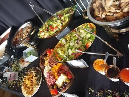 One Eleven Food Hall best german restaurants in chicago;