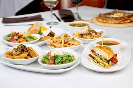 Francesca's on Chestnut best italian restaurant in chicago;