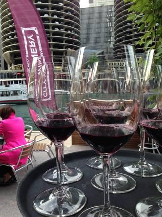 City Winery Riverwalk best italian restaurant in chicago;