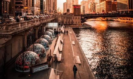 City Winery Riverwalk best french bistro chicago;