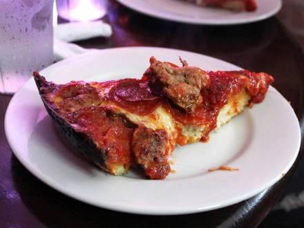 Pequod's Pizza (Chicago) Restaurants;