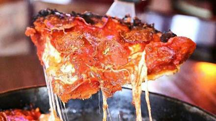 Pequod's Pizza (Chicago) Best Restaurant Guide;