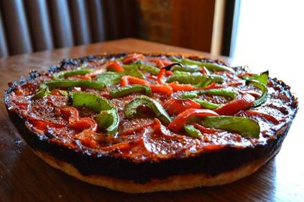 Pequod's Pizza (Chicago) Italian Restaurants in Chicago;