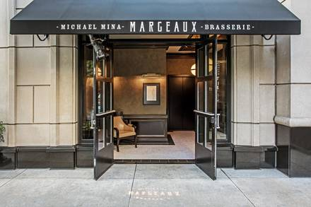 Margeaux Brasserie downtown;