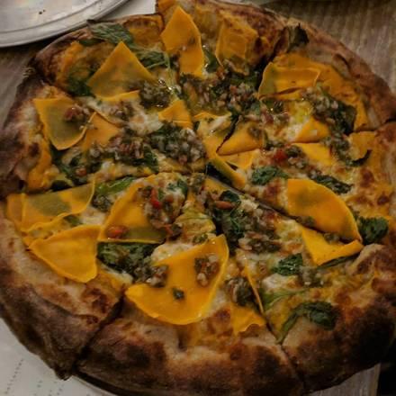 Paulie Gee's Logan Square Pizzas;