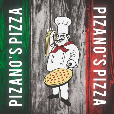 Pizano's Pizza tin-crust pizza;