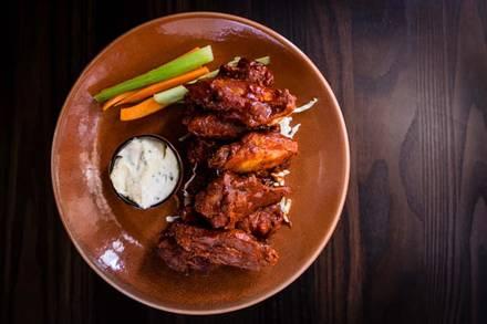 The Swill Inn best fried chicken in chicago;