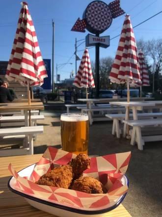 Parson's Chicken & Fish Lincoln Park best french bistro chicago;
